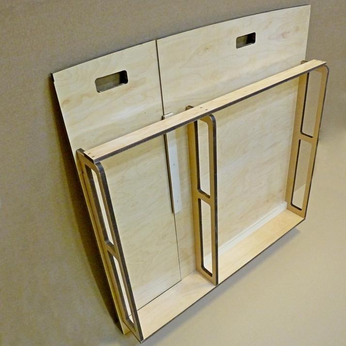 ladeboden octavia iii f r hundebox. Black Bedroom Furniture Sets. Home Design Ideas